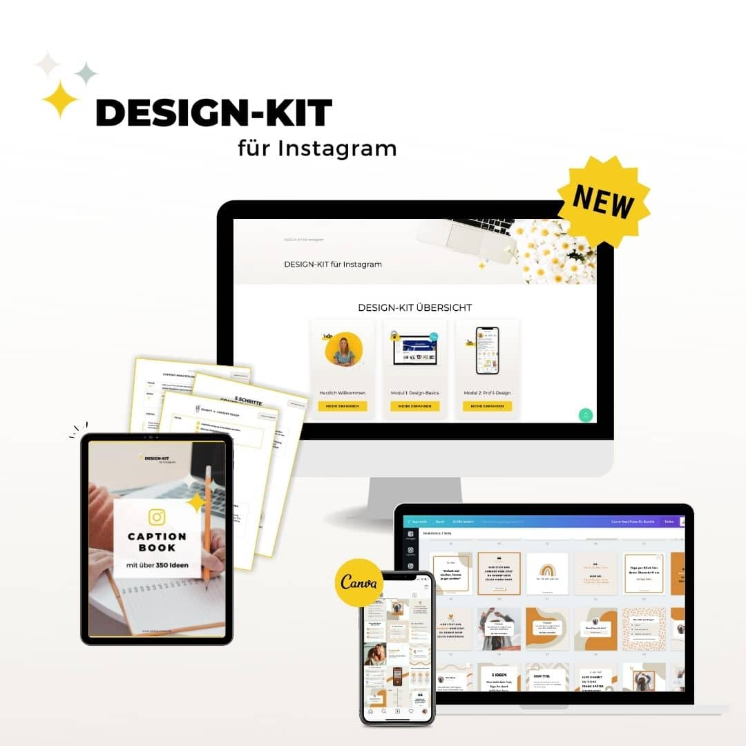 DESIGN-KIT für Instagram