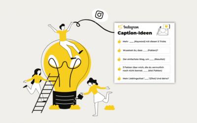 5 Content-Design Ideen für deinen Mehrwert auf Instagram