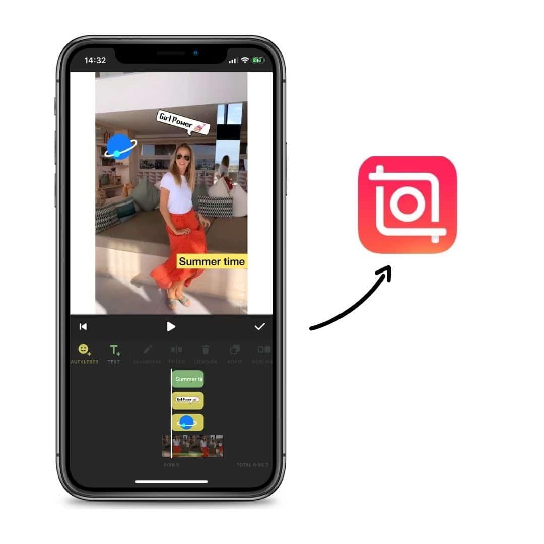 Inshot Videobearbeitungstool