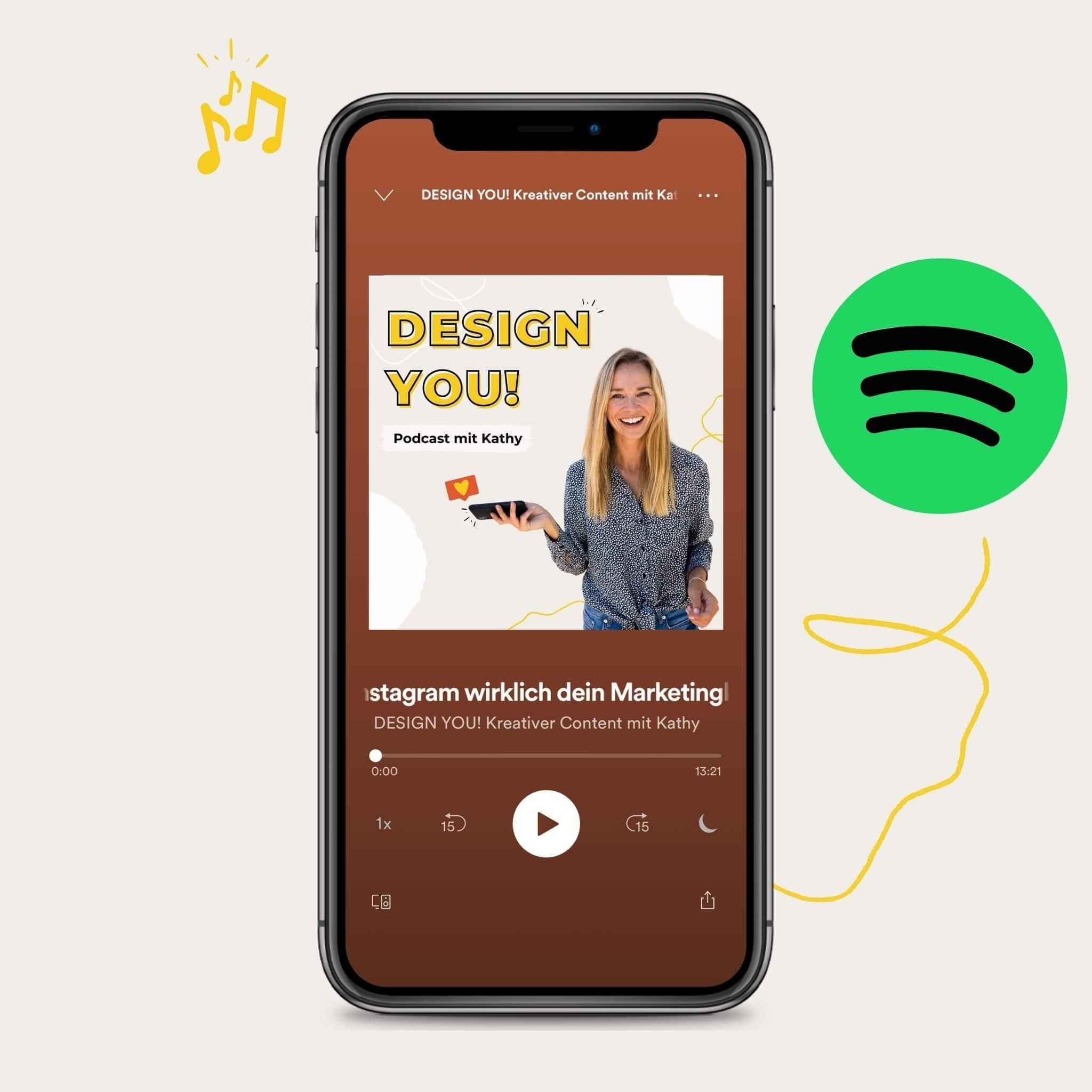 Design You Spotify