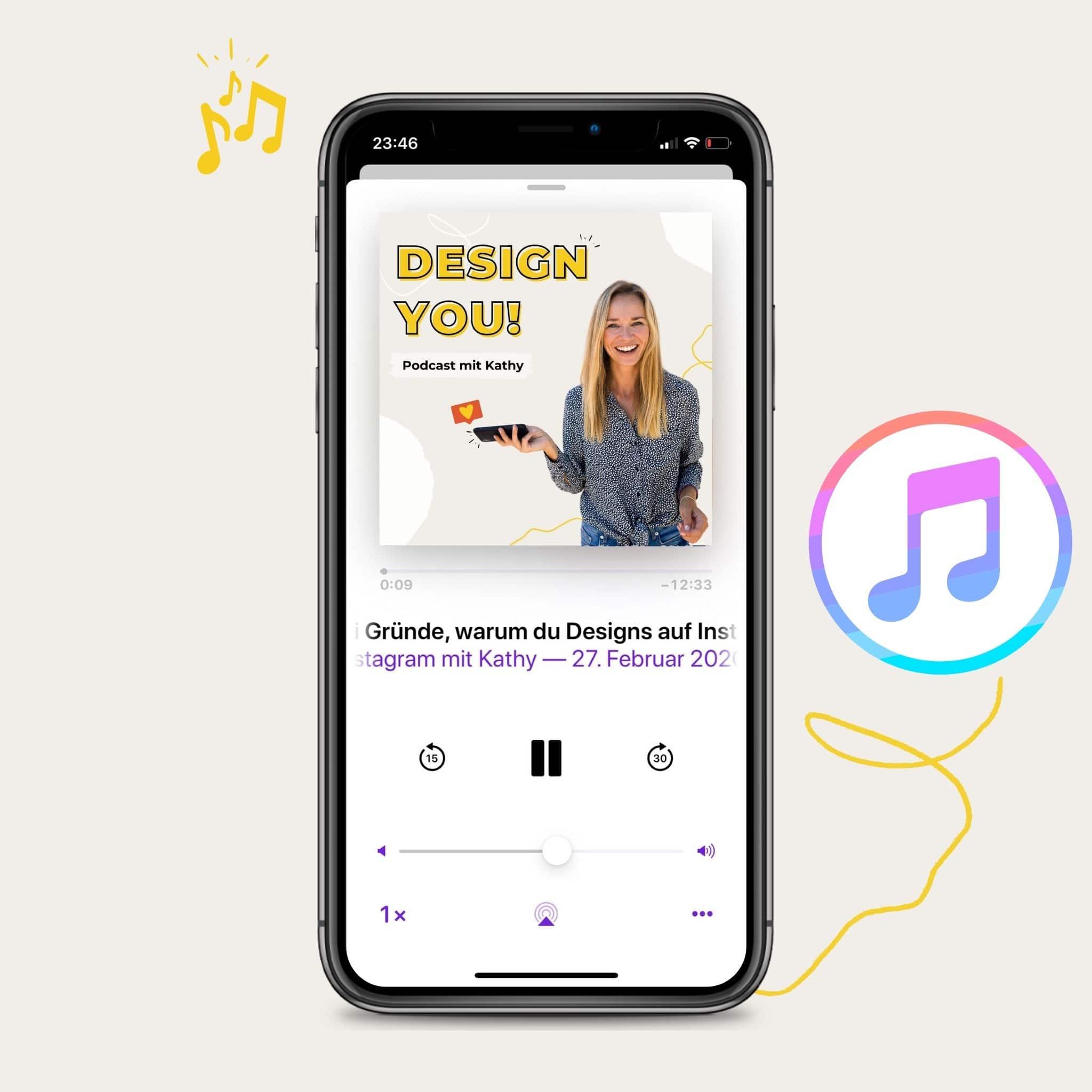 Design You iTunes