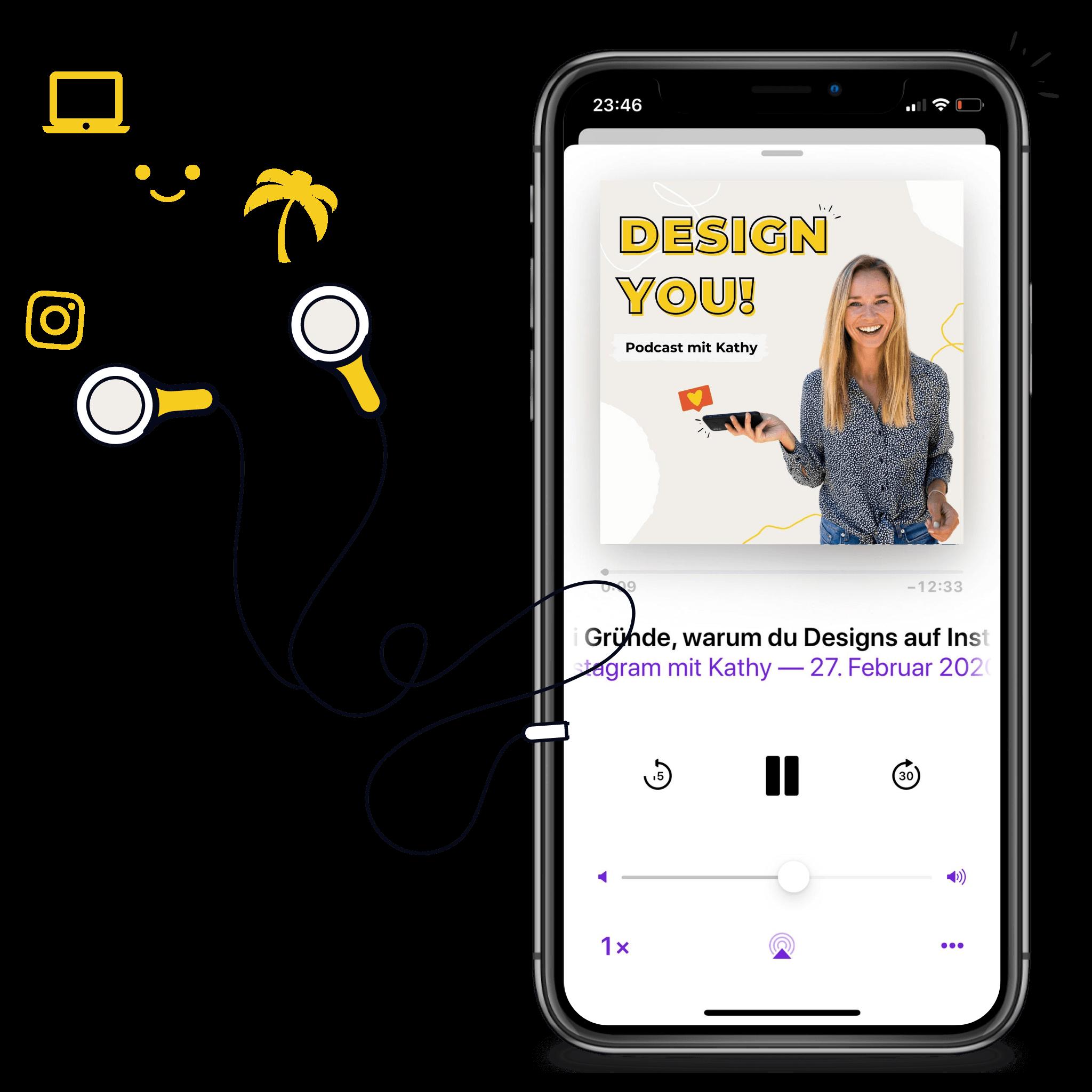 Design You - Podcast Cover