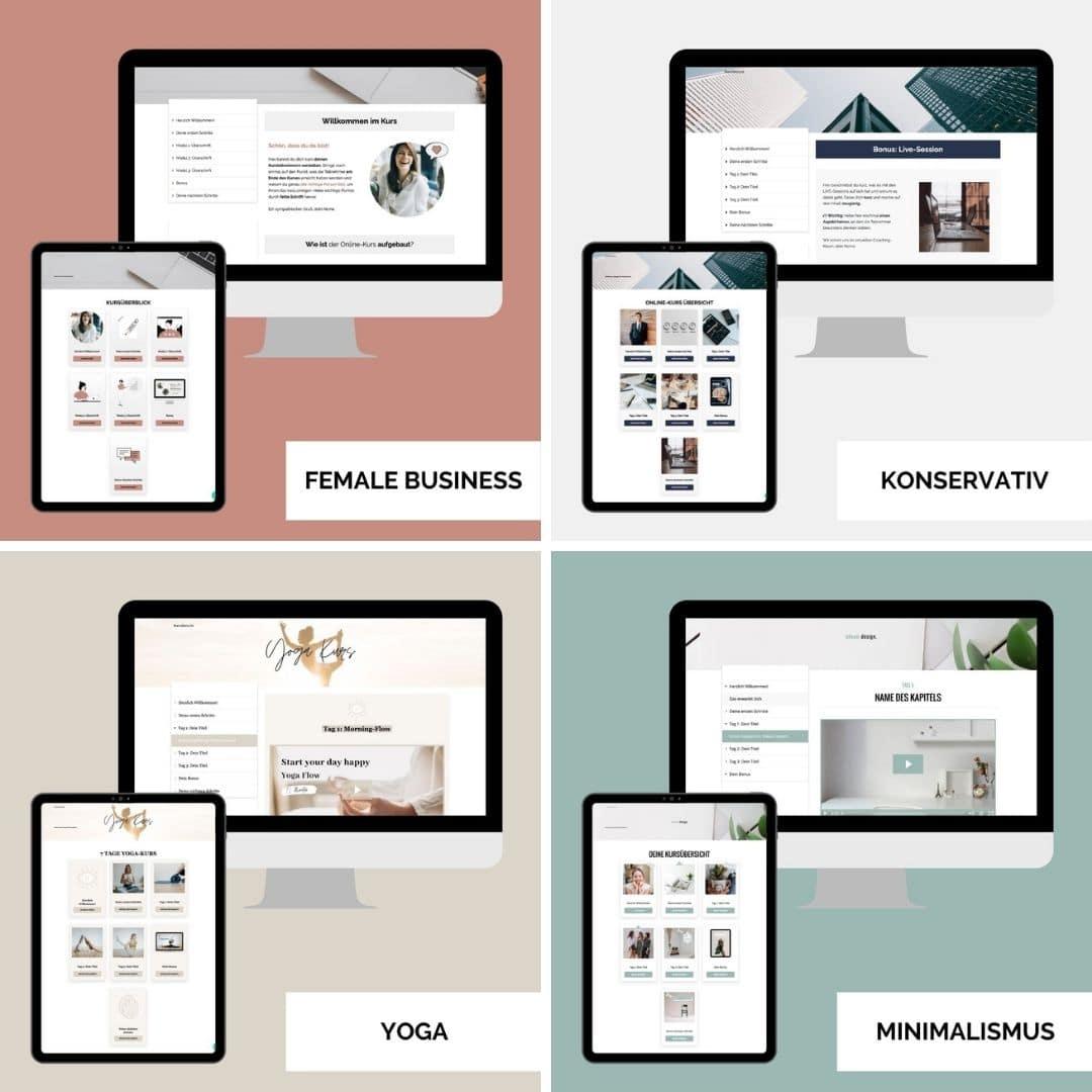 Instagram Reels Design-Vorlagen