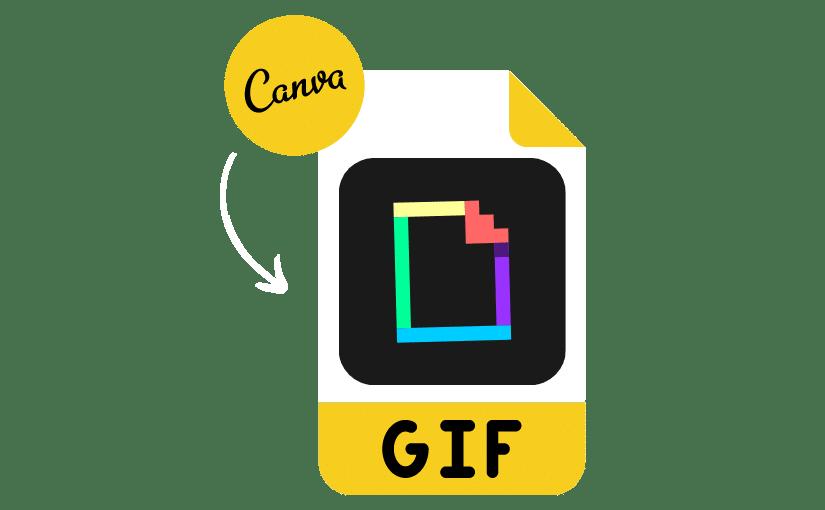 Blogartikel Gif aus Giphy in Canva nutzen