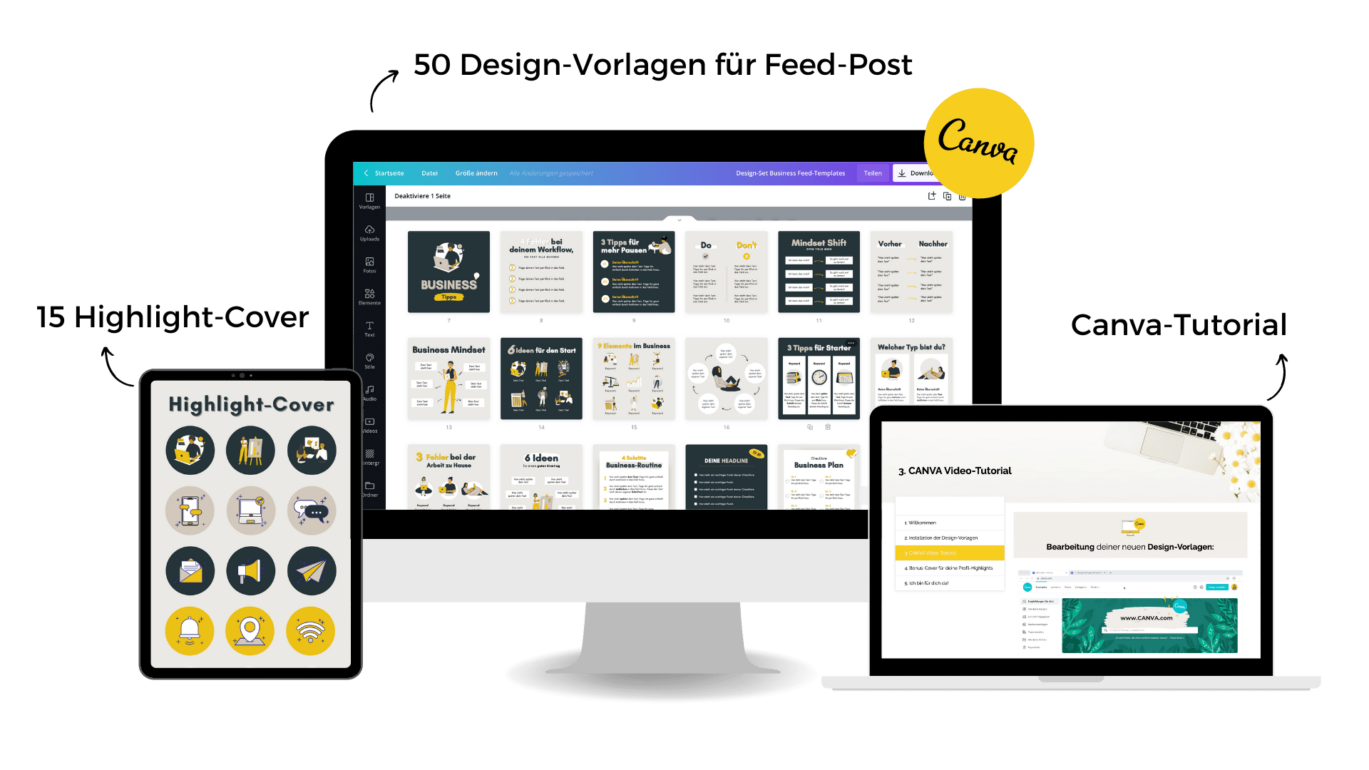 Design Set Business Mockup