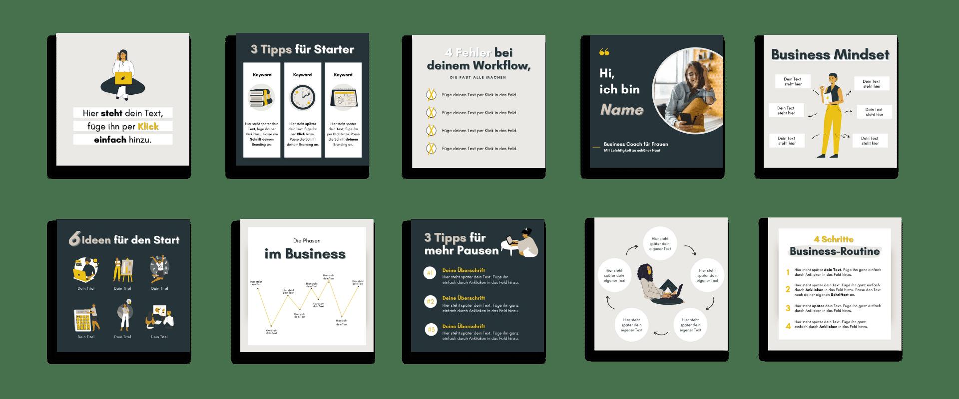 Designset Business Header