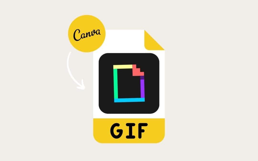 GIPHY-GIFS in Canva rechtssicher nutzen: Anleitung + 12 gute Suchbegriffe