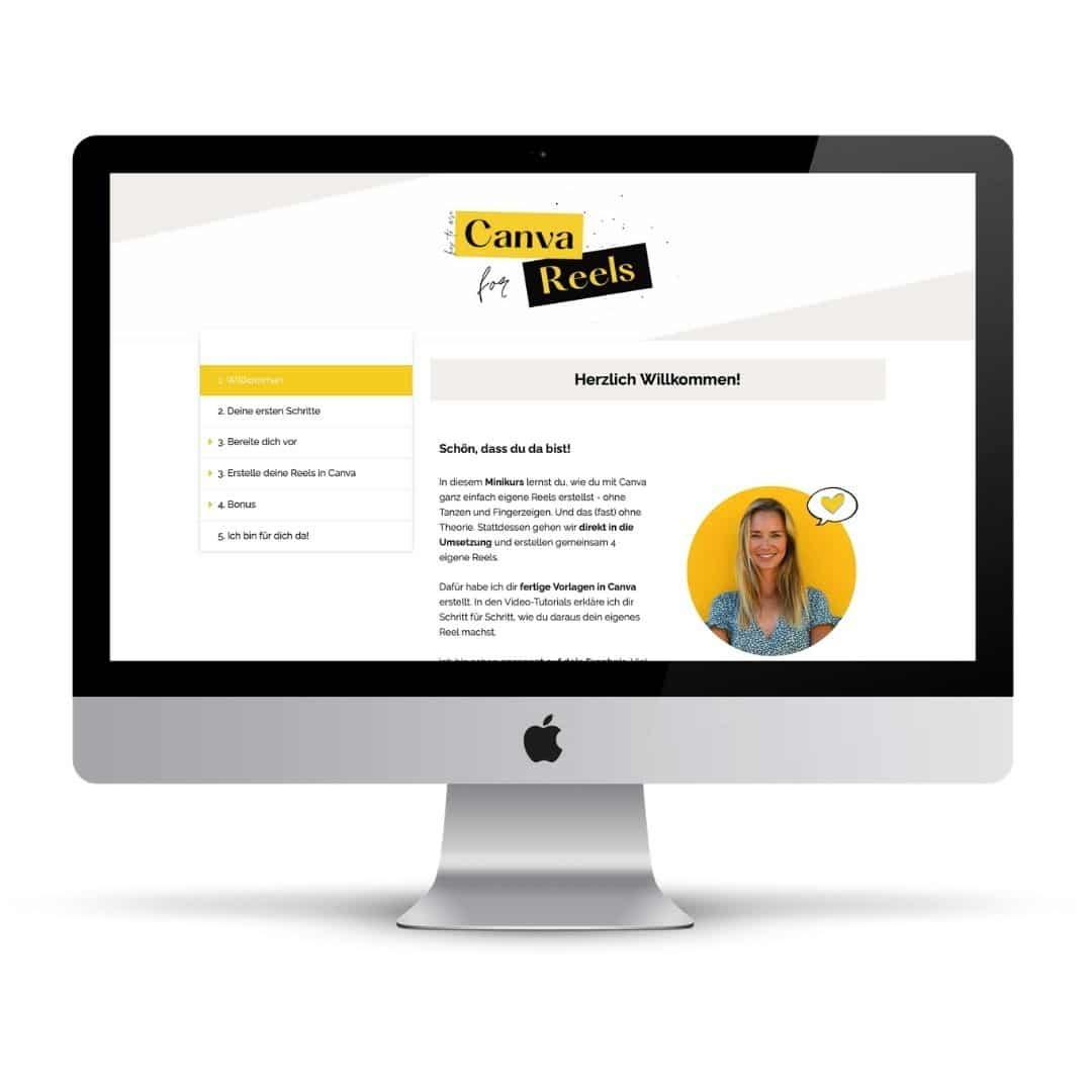 Mein Business Tool für meine Produkte und Kurse