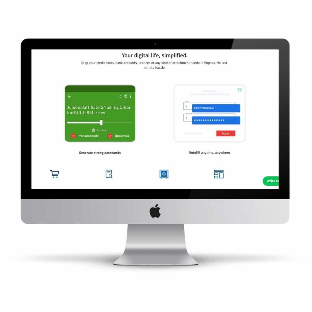 Passwörter sicher aufbewahren mit dem Business Tool Enpass