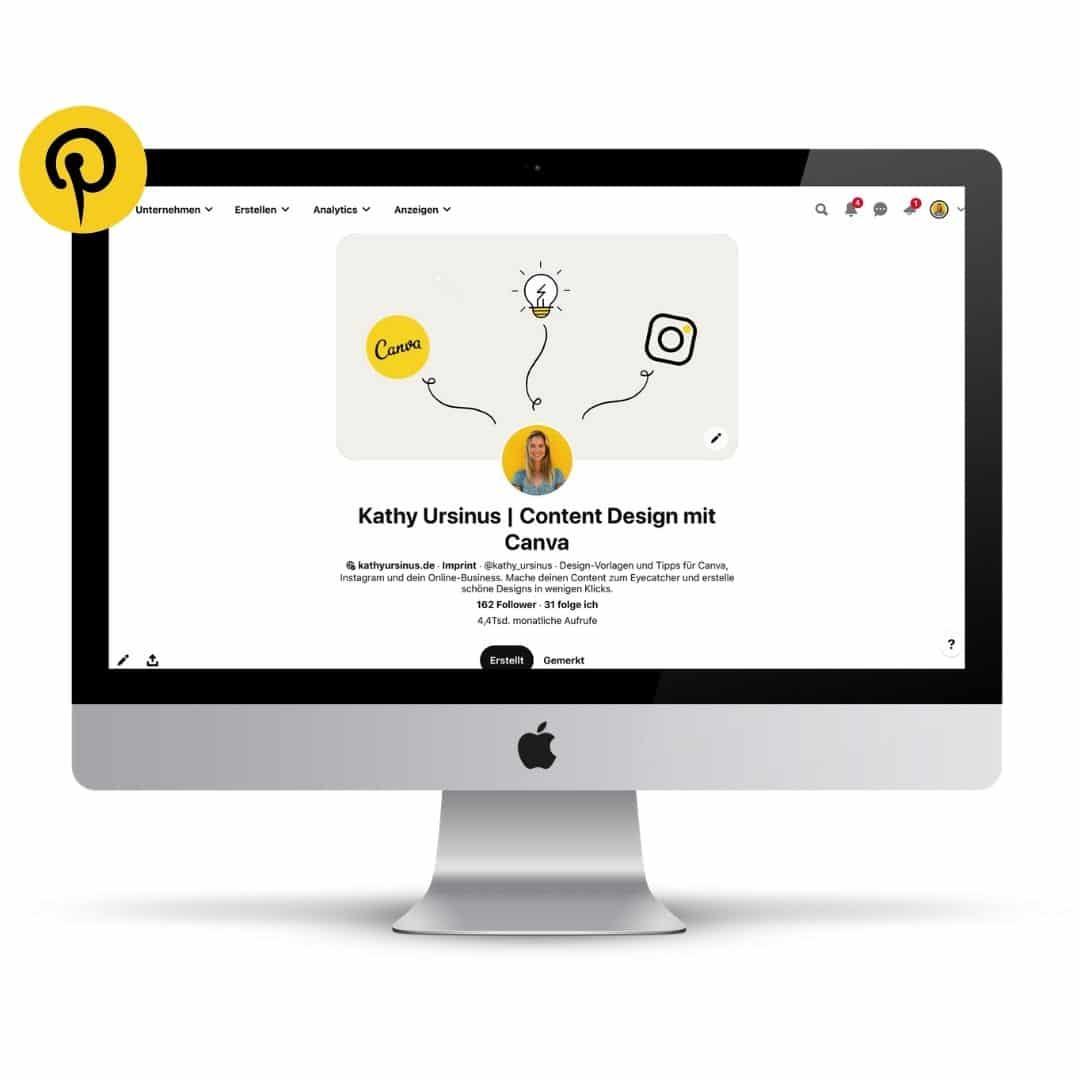 Canva Designs für Pinterest