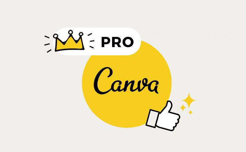 9 Gründe, warum sich Canva Pro für dein Online-Business lohnt!