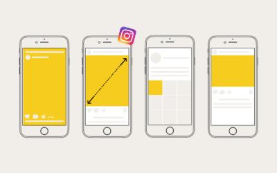 Instagram Formate: Die richtige Größe für Post, Story, Reels und Co. (+ Leitfaden als Download)