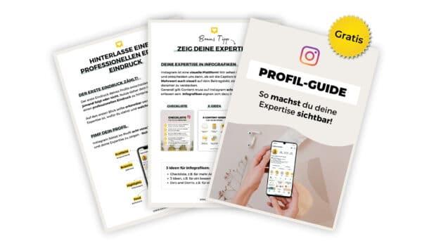 Instagram Profil Guide
