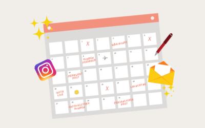 Content Planung: 4 Schritte, wie du Instagram Posts und Co. strategisch planen kannst