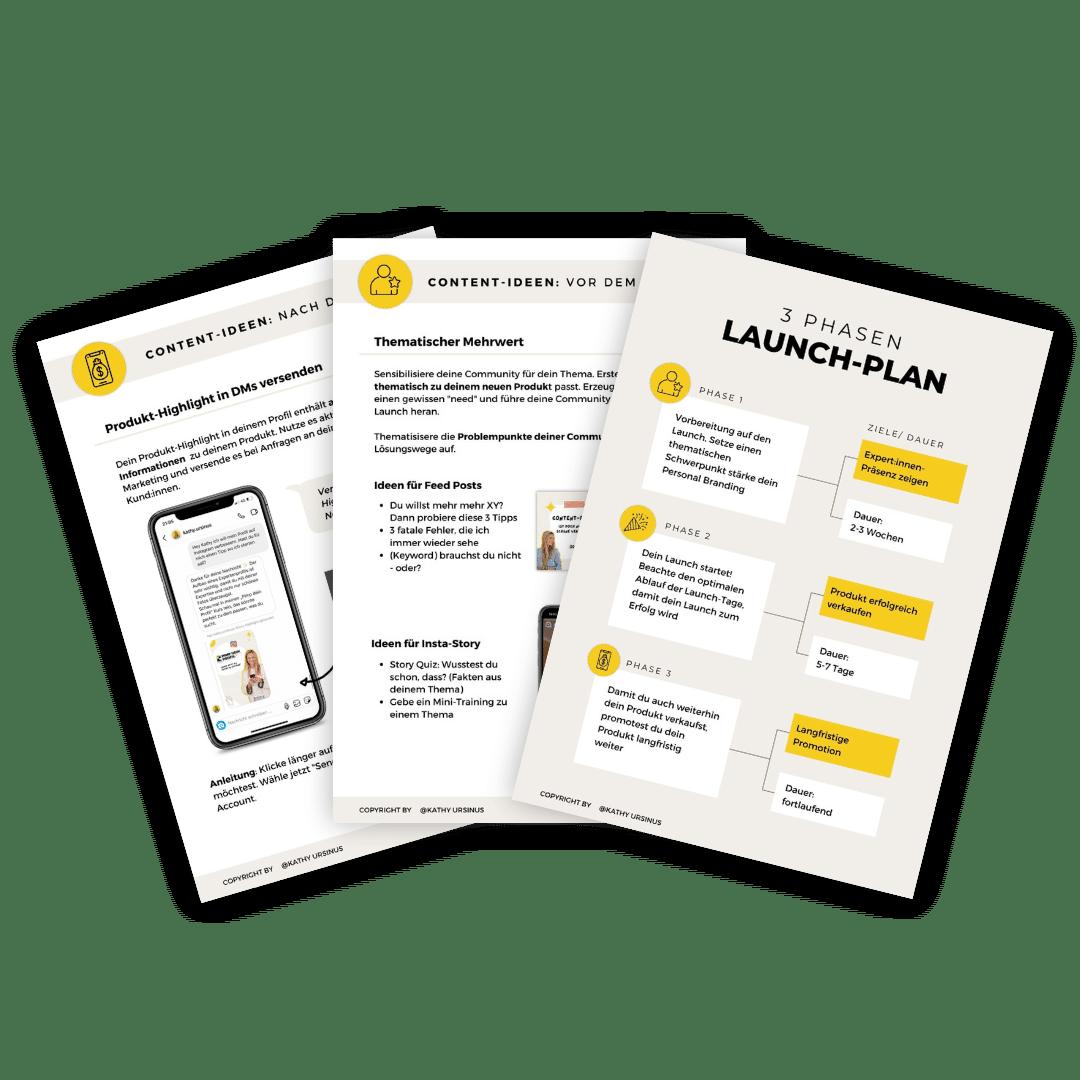 Design-Kit fertige Design-Vorlagen