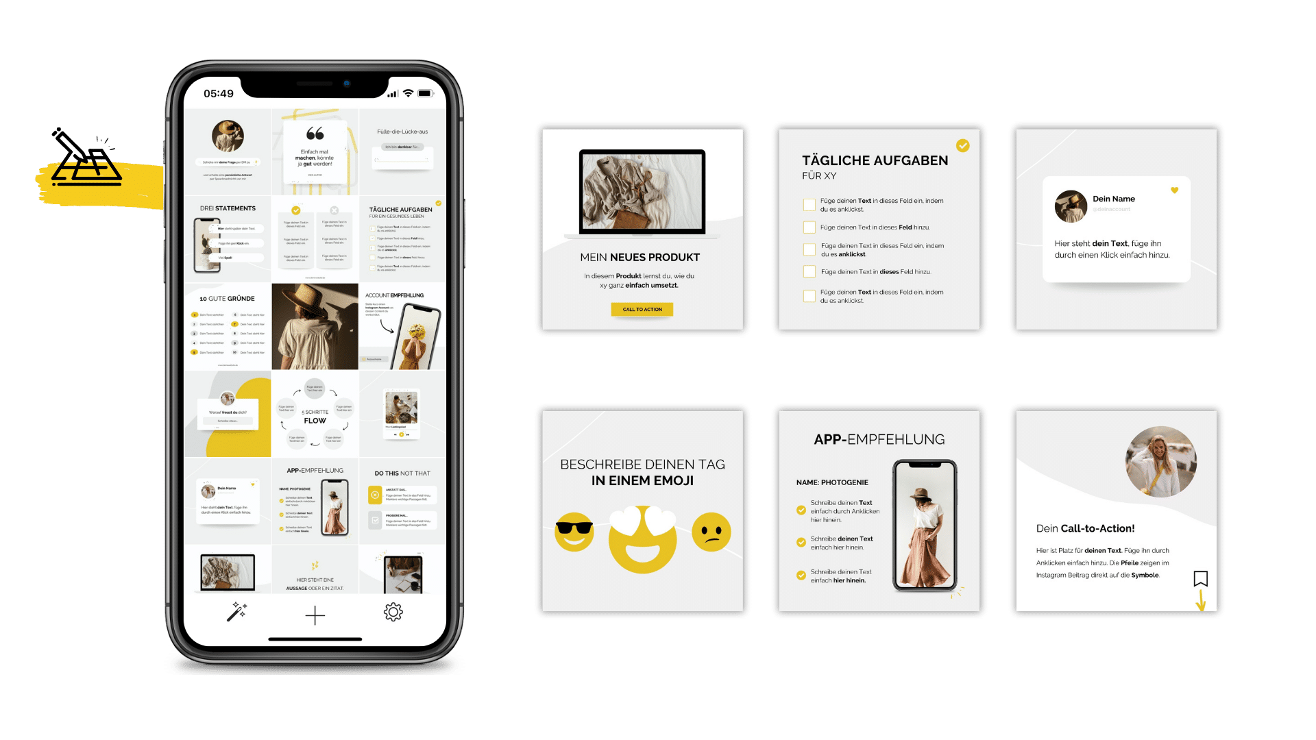 Design-Kit Modul 3 Feed-Design