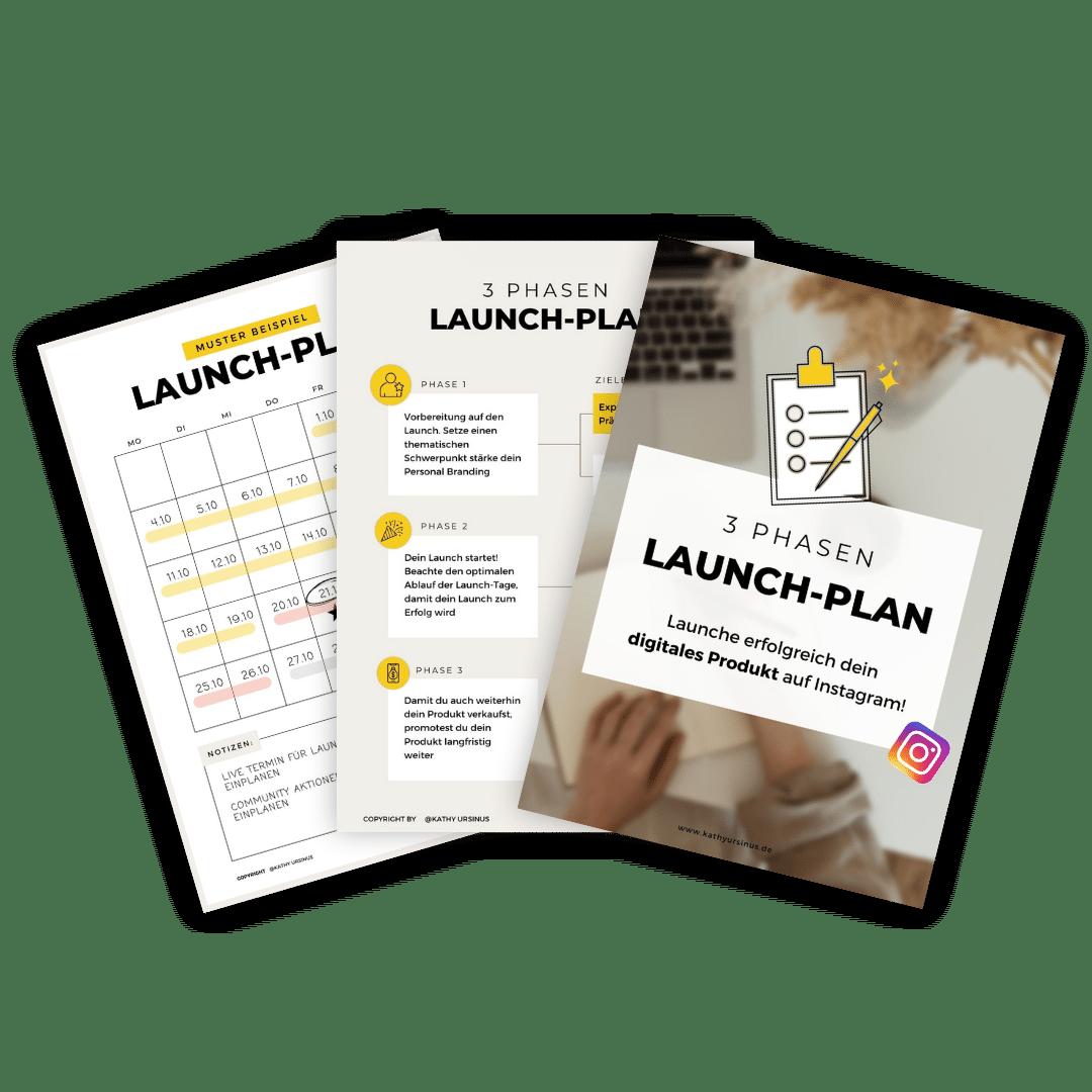 Launch Plan Übersicht